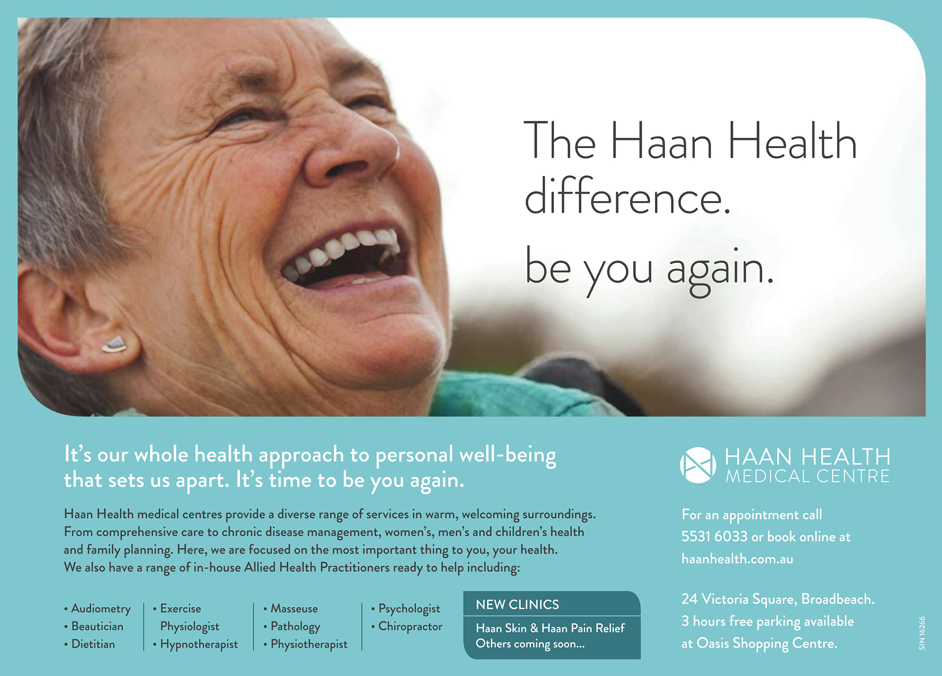 The Haan Health Difference